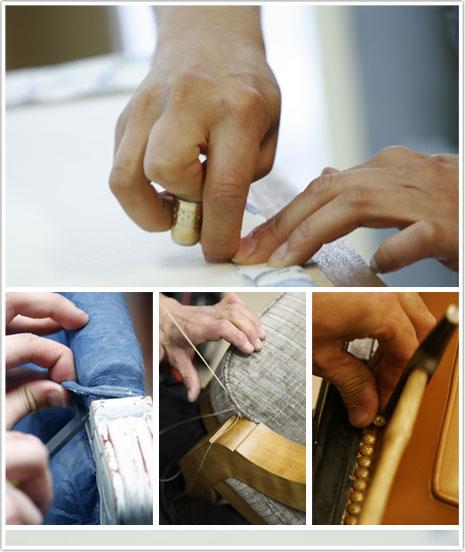 european style upholstery