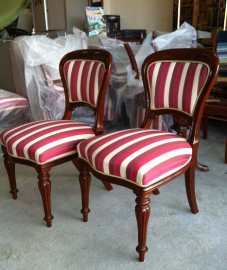 upholstery st peters